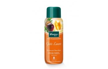 Pěna do koupele Kneipp Dobrá nálada s exotickou vůní maracuji a grapefruitů