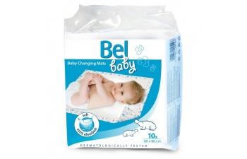 Přebalovací podložky Bel baby pro přebalování miminek