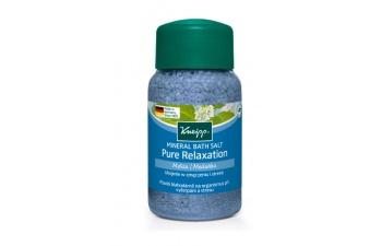 Sůl do koupele Kneipp Dokonalý odpočinek s meduňkou lékařskou 500 g
