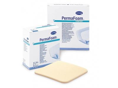 Kompres Perma Foam Comfort má lepící okraje a nepotřebuje další fixaci
