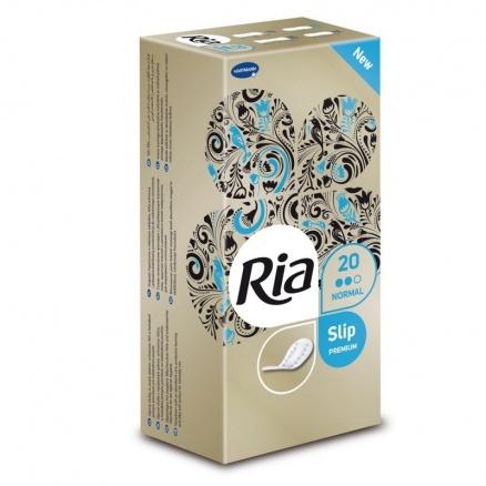 Menstruační slipové vložky Ria Slip Premium Normal