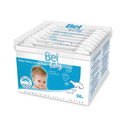 Dětské vatové tyčinky Bel baby s aloe vera a provitaminem B5
