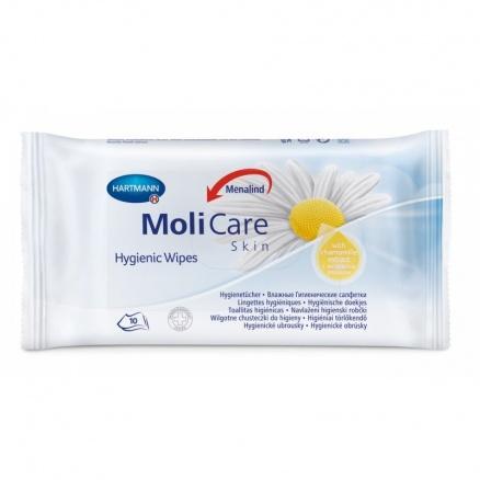 Hygienické ubrousky MoliCare Skin