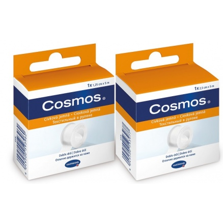 Jemná cívková náplast Cosmos