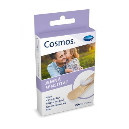 Jemná náplast Cosmos pro víceúčelové použití