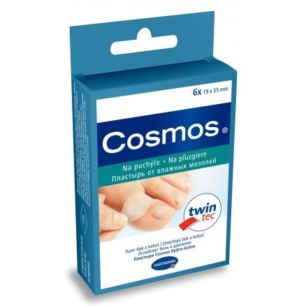 Náplast na puchýře na prstech Cosmos 6 ks