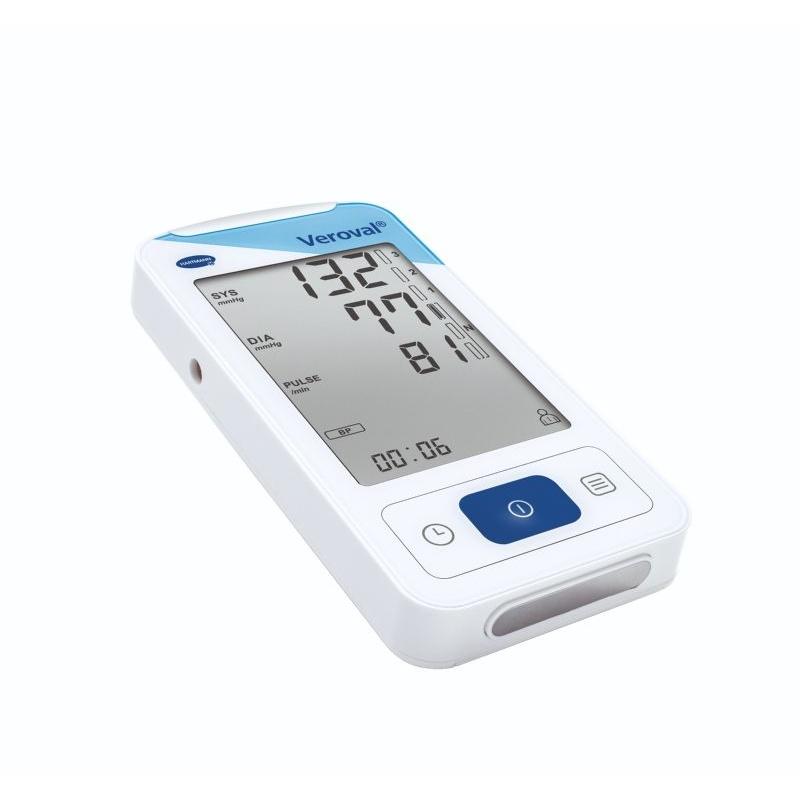 746642564 EKG tlakoměr Veroval · Domácí tlakoměr s EKG Veroval s velkým displejem ...